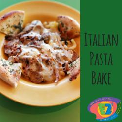 Italian Pasta Bake 2